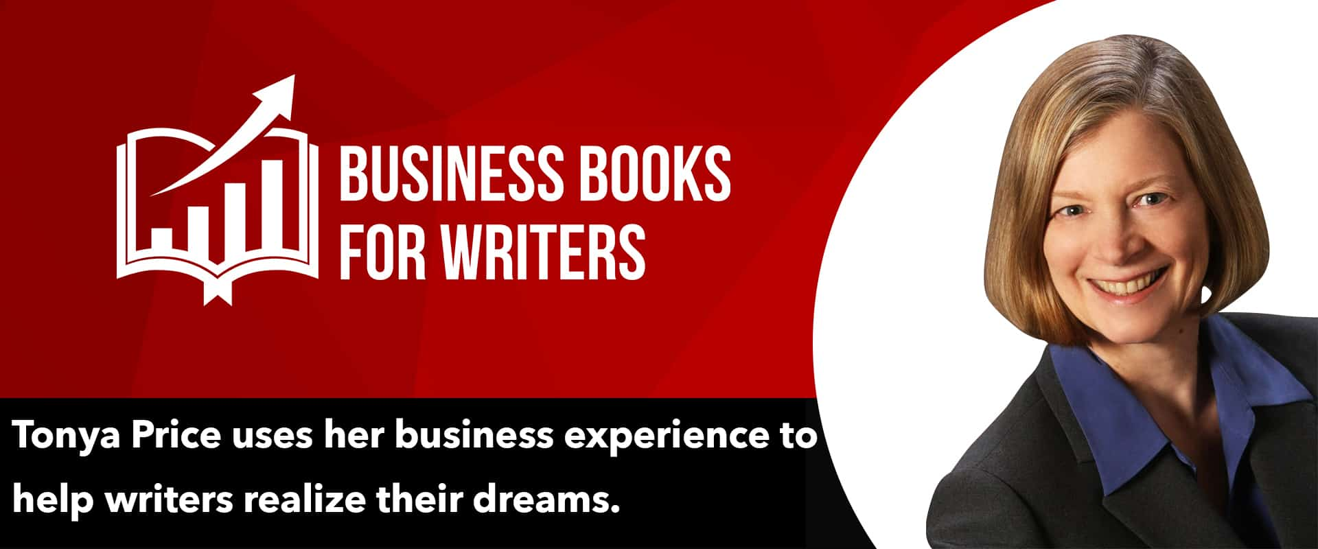 Tonya D. Price, MBA, founder of Business Books for Writers.