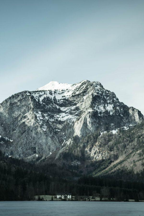 Snowy Mountain