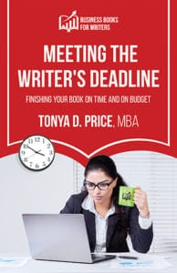 Meeting The Writer's Deadline helps writers complete their book projects on time.