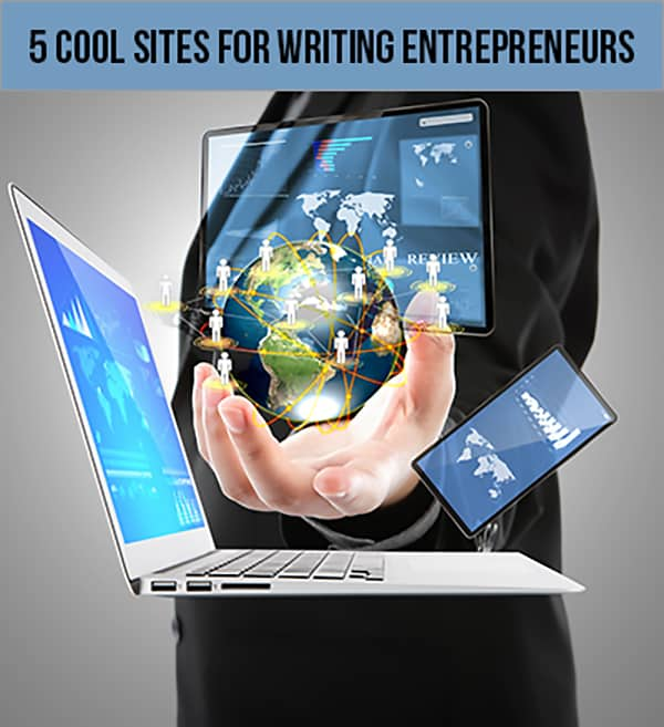 5 Business Sites for Writers