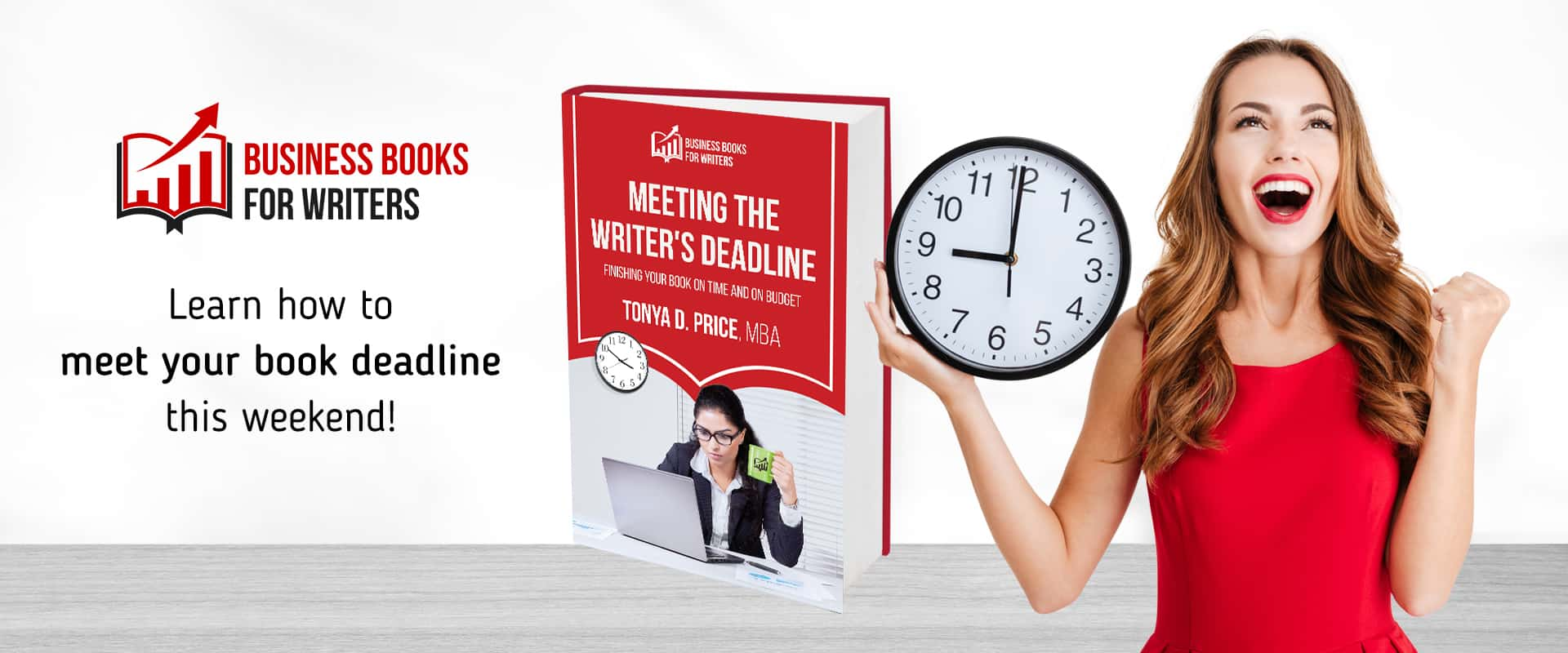 Meeting the Writer's Deadline is a Business Book For Writers