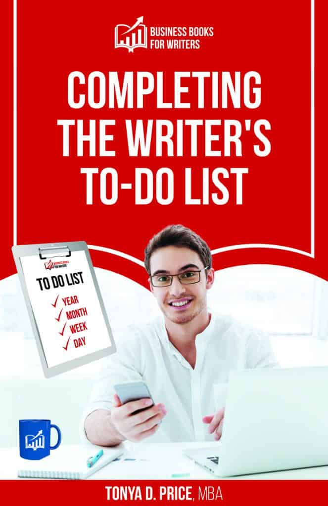 Cover for Completing The Writer's To-Do List