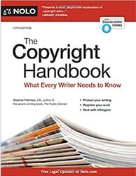 Cover image for the Copyright Handbook