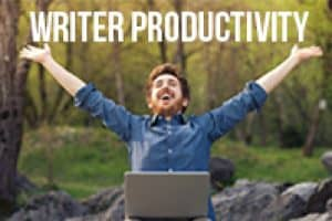 7 Tips For Increasing Your Writing Productivity