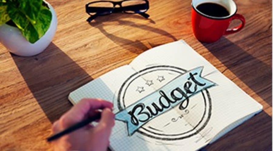 How to set up a writer's budgeting system