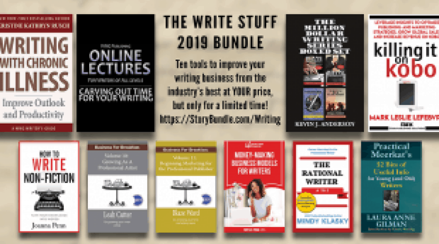 It Is Time To Get The Write Stuff StoryBundle