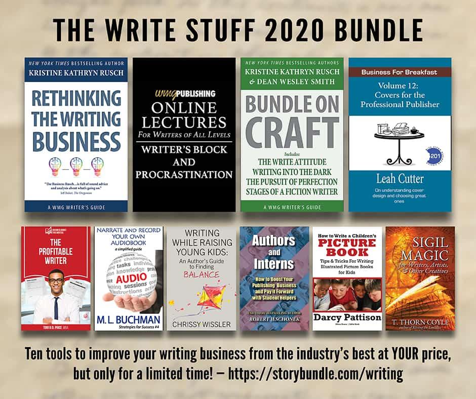 The Write Stuff 2020 Storybundle